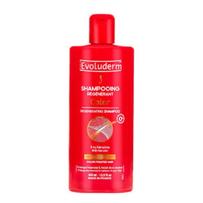 Evoluderm Color șampon De Par Pentru Protejarea Culorii 300ml