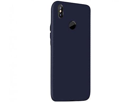 740010 Husa Screen Geeks Touch Xiaomi Redmi Note 5 Pro TPU, Blue (чехол накладка в асортименте для смартфонов Xiaomi, силикон)