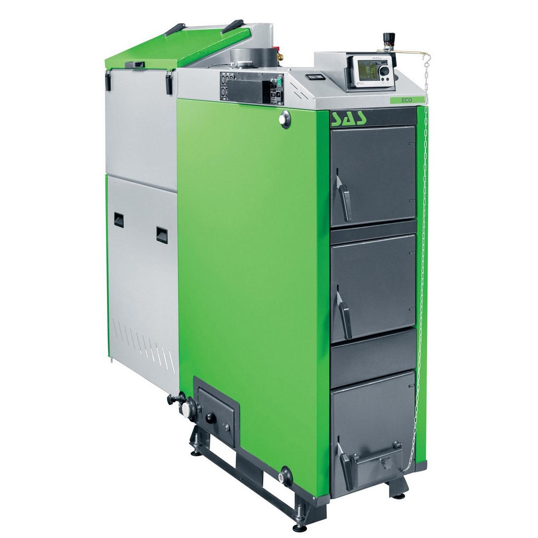 Cazan pe combustibil solid SAS ECO 100 kW