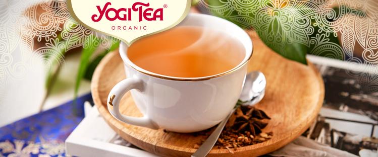 Чай Yogi