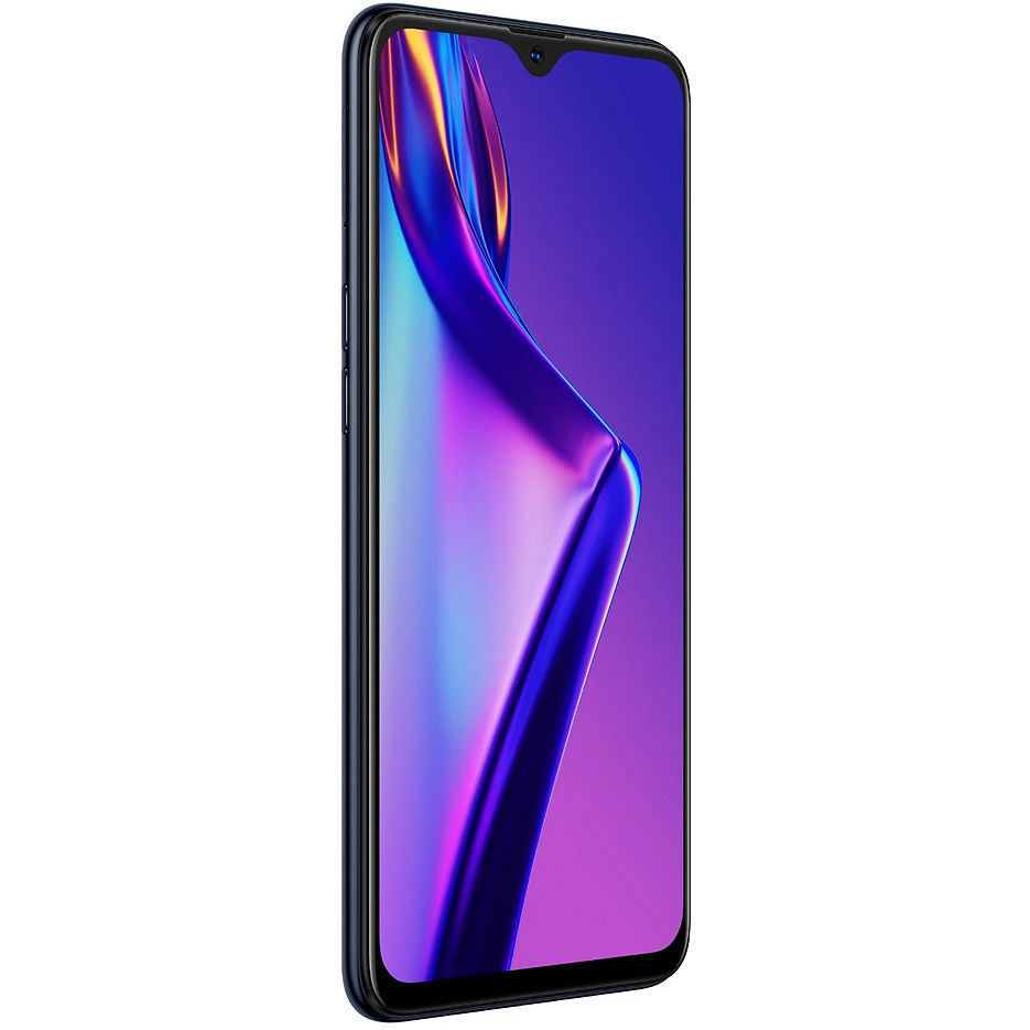 "Смартфон 6.22"" OPPO A12 EU 32GB Black 3GB RAM, Mediatek Helio P35 MT6765 Octa-core, PowerVR GE8320, DualSIM, 6.22"" 720x1520 IPS 270 ppi, DualCam 13MP&2MP, front 5MP, LED flash, 4230mAh,WiFi, BT5.0, LTE, Android 9.0 (ColorOS 6.1)"