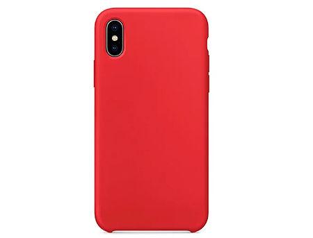 810015 Husa Screen Geeks Original Case Design for Apple iPhone X, Red (чехол накладка в асортименте для смартфонов Apple iPhone)