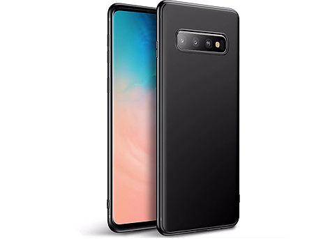 840019 Husa Screen Geeks Solid Samsung Galaxy S10 Lite, Black (чехол накладка в асортименте для смартфонов Samsung)
