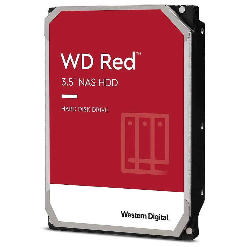 "3.5"" HDD 3TB Western Digital Red (NAS Storage) WD30EFAX, IntelliPower, SATA3 6GB/s, 256MB (hard disk intern HDD/внутрений жесткий диск HDD)"