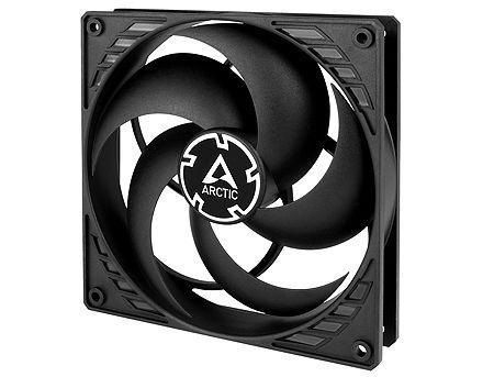 Case/CPU FAN Arctic P14, 140x140x27 mm, 3-pin, 1700rpm, Noise 0.3 Sone (@ 1700 RPM), 72.8 CFM (123.76 m3/h)
