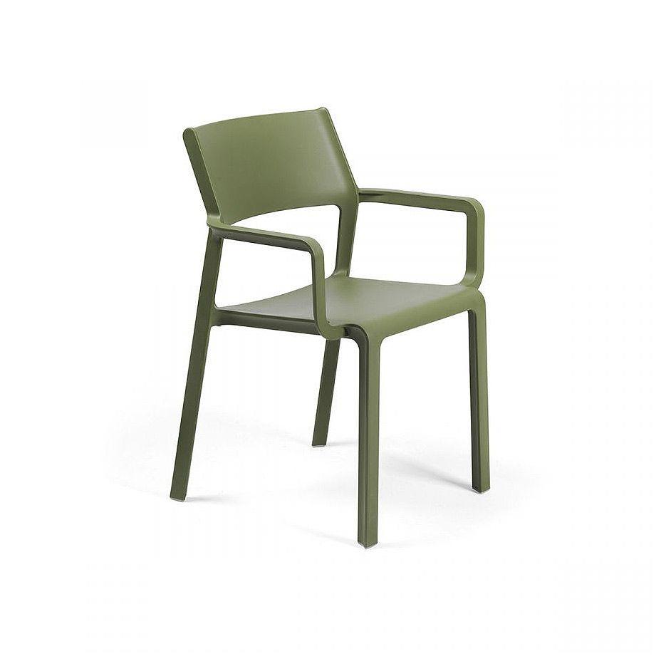 Кресло Nardi TRILL ARMCHAIR AGAVE 40250.16.0000 (Кресло для сада и террасы)