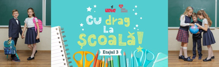 Magazinul UNIC te pregătește de școală!