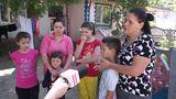 O mama cu sase copii risca sa ramana pe drumuri