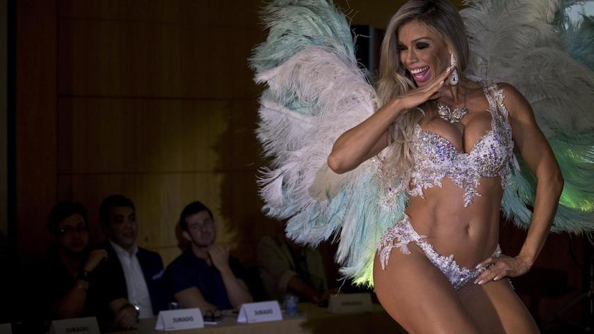 Самая красивая пизденка в мире из бразилии