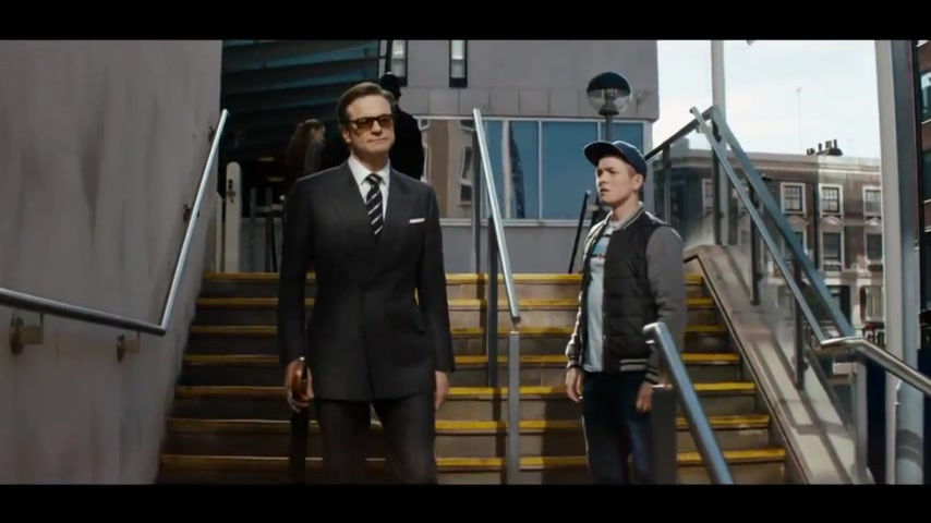 Watch Kingsman: The Secret Service (2014) Online Free