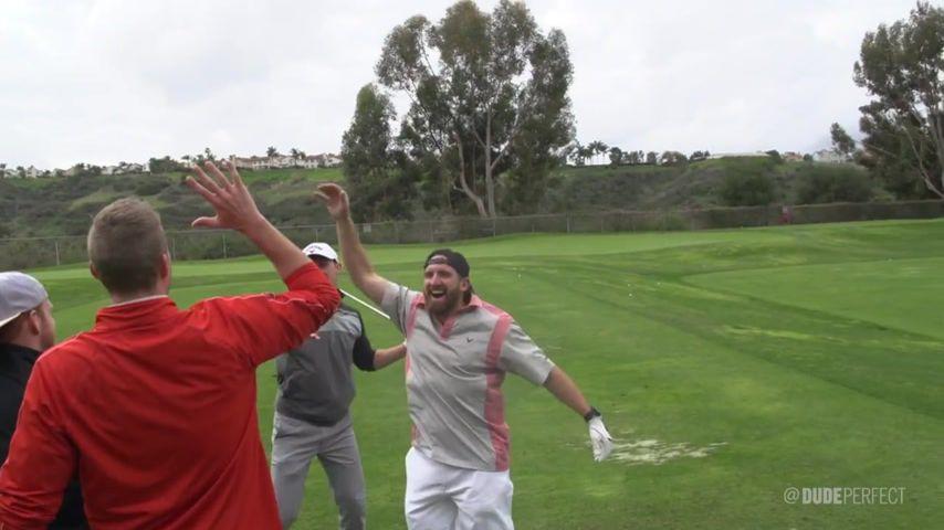 про игру в гольф
