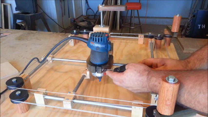 Как правильно собрать фрезерный станок своими руками