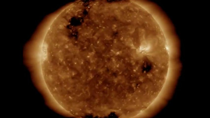 nasa sun video - 650×433