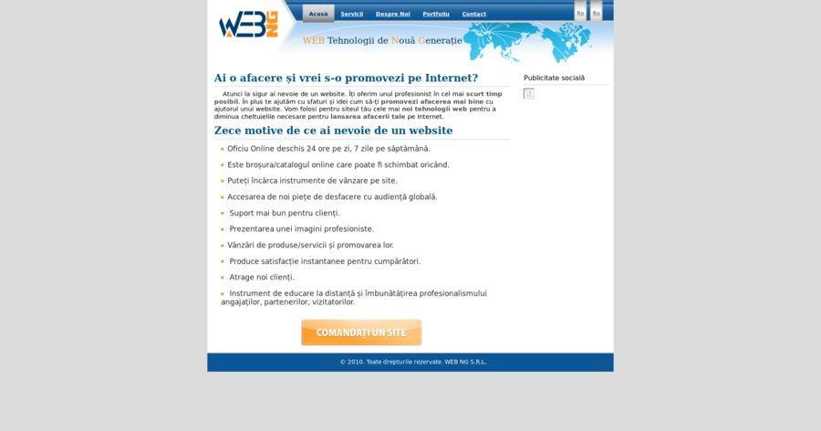 portal internet de venituri