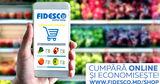 Fidesco: Заказывайте продукты онлайн, а мы доставим их вам домой ®