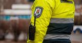 На въезде в Бельцы перевернулся автомобиль: водитель госпитализирован