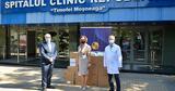 Moldindconbank поддерживает Республиканскую больницу в лечении COVID19 Ⓟ