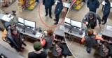 В Криве пограничники спокойно наблюдали, как нападают на продавца на АЗС