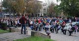 Усатый собирает масштабные митинги сторонников, забыв о пандемии