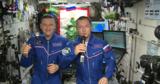 """Космонавты поздравили землян с Новым годом: """"Вместе мы всё преодолеем"""""""