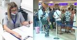 Мужчина, прилетевший из Анталии, пожаловался на хаос в аэропорту