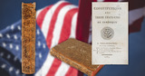 На аукцион в Румынии выставлен первый вариант Конституции США