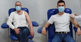 Депутаты ПДС Литвиненко и Попшой вакцинировались сывороткой AstraZeneca