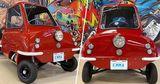 В США выставили на продажу самый маленький в мире серийный автомобиль