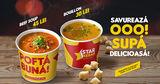 Star Kebab: Обед подан - попробуй супы из звездного меню ®