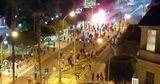 Жители Кипра устроили беспорядки из-за коронавирусных ограничений