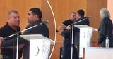 В Гагаузии на заседании Народного собрания произошла потасовка