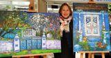 В РКБ открылась выставка художественных работ, посвященных врачам