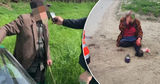 В Чимишлийском районе водитель сбил женщину и поехал дальше