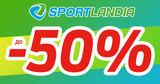 Sportlandia: долгожданные скидки до -50% ®