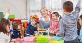 В Молдове уменьшилось количество детей, посещающих детские сады