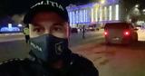 Полицейские из Бельц и Флорешт проверили, как соблюдаются ограничения