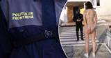 Пограничная полиция о раздевшейся стюардессе: Жалоба проверяется