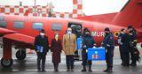 Первые дозы вакцины, пожертвованные Румынией, прибыли в Кишинев