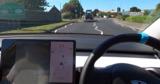 Новое поколение автопилота Tesla впервые испытали на сложной трассе