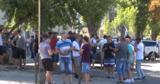 Перевозчики устроили протест у ANTA и требуют ввести мораторий