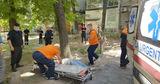 В Кишиневе женщина сбросилась с крыши дома на бульваре Штефана чел Маре