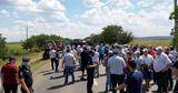 Фермеры заблокировали трассу Кишинёв – Каушаны
