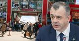 Кику грозит закрыть Центральный рынок: Не будем издеваться над врачами