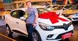 Лотерея: Мужчина выиграл автомобиль - это уже 2-ой его крупный выигрыш ®