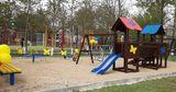 """""""Шор"""": Построены еще две детские площадки Ⓟ"""