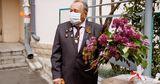 ''Шор'': Каждый ветеран получил поздравление цветами и подарками Ⓟ