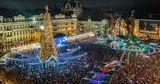 Киевская елка вошла в пятерку лучших в ЕС