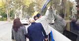 В Кишиневе в День города обстреляли троллейбус №22