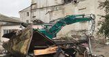 В Кишинёве начинается демонтаж аварийных конструкций в здании филармонии