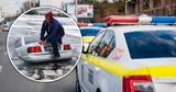Полицейские оштрафовали водителя, утопившего Audi в озере